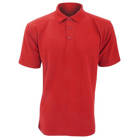 UCC_5050_Pique_Polo_Shirt_Red-432-561