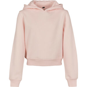 BY113 Girls cropped sweat hoodie