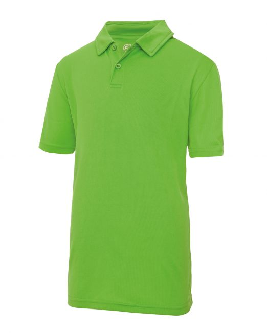 JC40J AWD Kids cool polo
