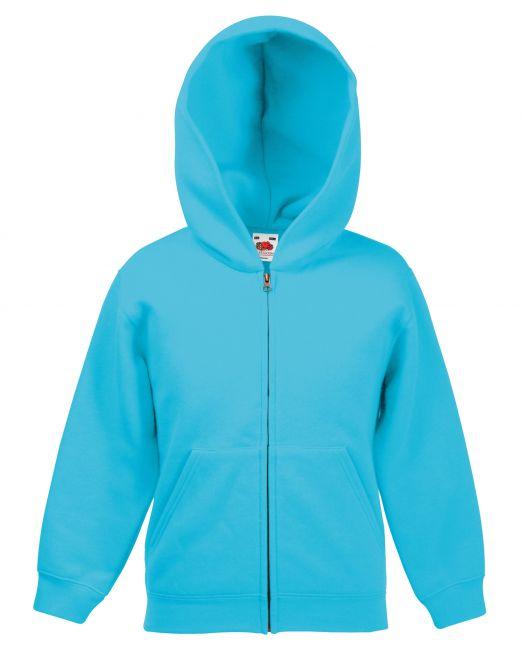 SS225Kids sweatshirt jacket