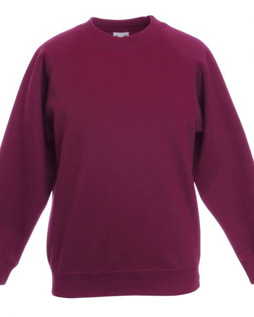 SS271Kids classic raglan sweatshirt