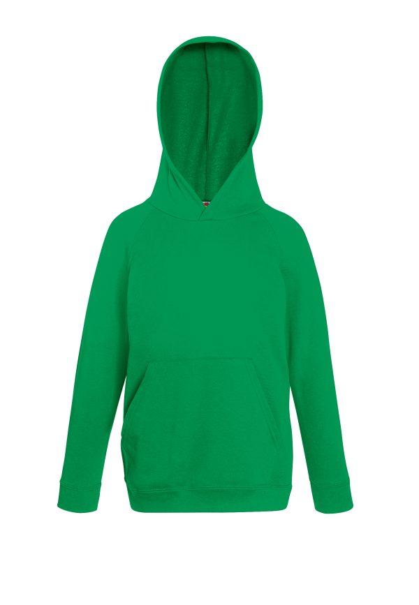 SS973 Kids hooded sweatshirt