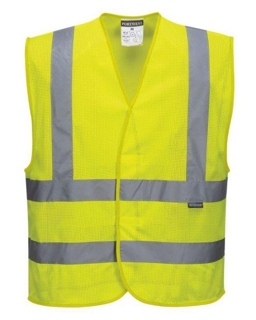 Safety Jacket light yellow
