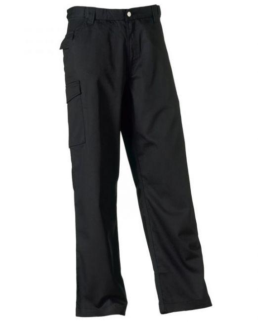 Cotton Twill Workwear Trouser