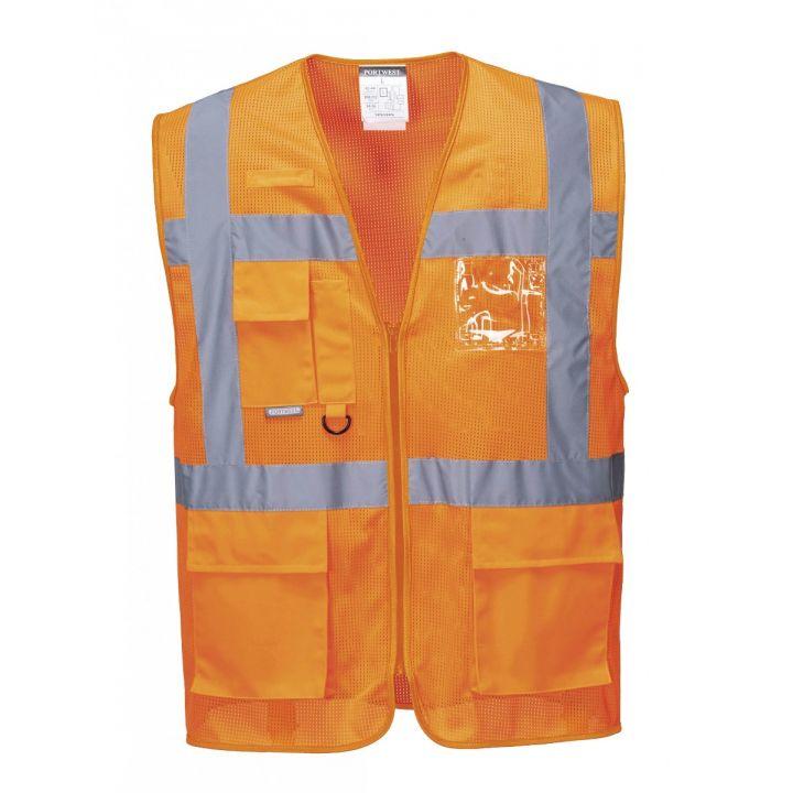 Safety Jacket orange
