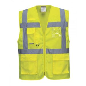 Safety Jacket Yellow